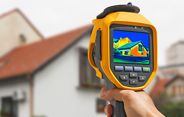 Thermal Imaging Camera Inspection